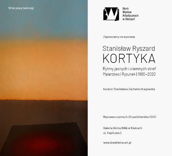 Stanisław Ryszard Kortyka, malarstwo olejne